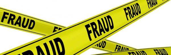 Stop fraud!