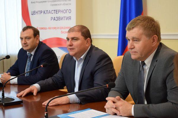 В Орловской области создан кластер информационных технологий