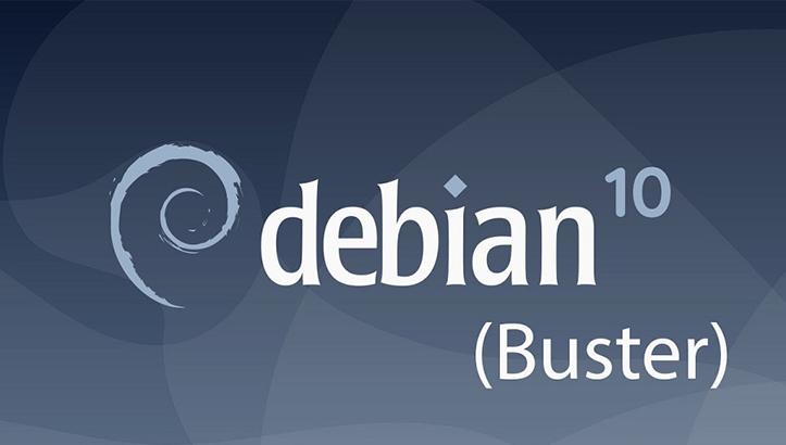 Debian 10 на KVM VPS