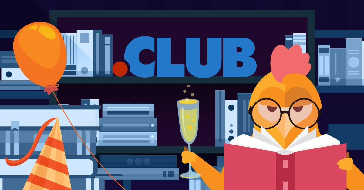 регистрация .club