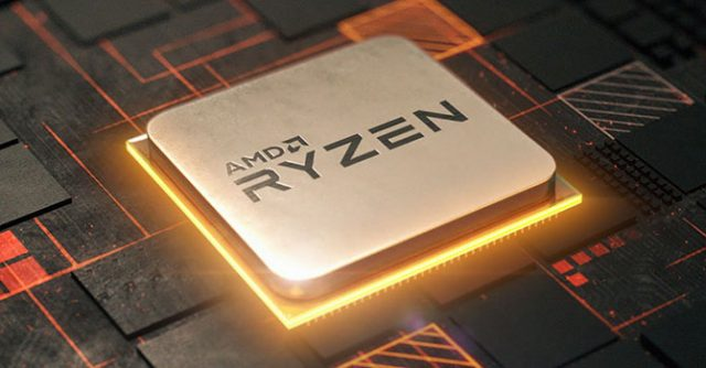 Новые процессоры AMD Ryzen