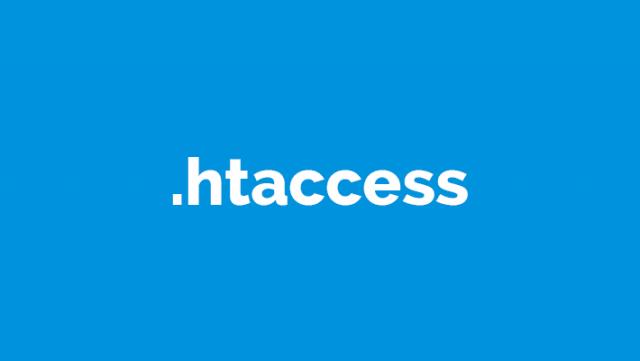 .htaccess
