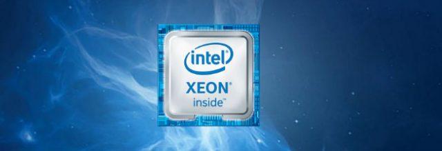 Процессоры Intel Xeon E-2288G